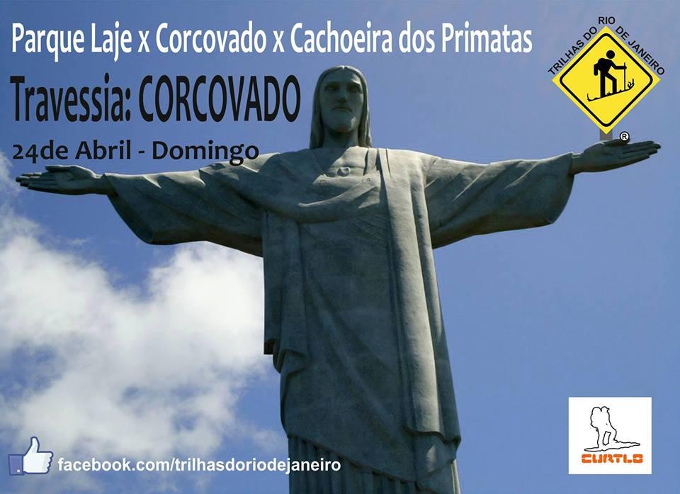 Parque Laje x Corcovado x Cachoeira dos Primatas
